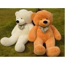 ตุ๊กตาหมี2เมตร ตัวใหญ่ ของขวัญพิเศษหรือใช้ในงานแต่งงาน สีน้ำตาล - พร้อมส่ง028 ราคา2500บาท [หมดค่ะ]