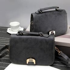 กระเป๋าสะพายข้าง ใบเล็กแฟชั่นเกาหลีผู้หญิงหนังกลับสไตล์นูบัคเรโทรรุ่นใหม่น่ารัก นำเข้า สีดำ - พร้อมส่งIS0030 ราคา880บาท