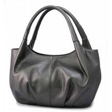 กระเป๋าแฟชั่นเกาหลี รุ่นใหม่สวยเบาน่ารักมาก นำเข้า สีเทา - พร้อมส่งIS969 [หมดค่ะ]