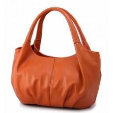 กระเป๋าแฟชั่นพร้อมส่ง อินเทรนด์ใหม่สวยน่ารักฮอตมาก นำเข้า สีน้ำตาล - IS969 ราคา850บาท [หมดค่ะ]