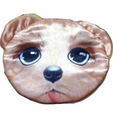 กระเป๋าสตางค์รูปหมาน้อย แฟชั่นเกาหลีใส่เงินเหรียญน่ารัก นำเข้า สีน้ำตาล - พร้อมส่งIS989 ลดราคา99บาท