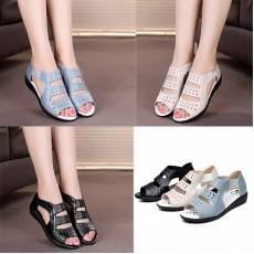 รองเท้าส้นเตี้ยสวมหนังแท้เพื่อสุขภาพแฟชั่นเกาหลี ไซส์35-43 นำเข้า พรีออเดอร์BS0126 ราคา1950บาท