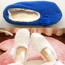 รองเท้าใส่ในบ้าน ที่ทำงานออกกำลังกายและเล่นโยคะเพื่อสุขภาพเท้า นำเข้า ฟรีไซส์ สีน้ำเงิน - พร้อมส่งRB2333J ราคา390บาท