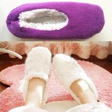 รองเท้าใส่ในบ้าน ที่ทำงานออกกำลังกายและเล่นโยคะเพื่อสุขภาพเท้า นำเข้า ฟรีไซส์ สีม่วง - พร้อมส่งRB2333L ราคา390บาท