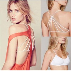 เสื้อชั้นใน แฟชั่นเกาหลีครอปสำหรับใส่โชว์เนินอกหรือสวมใส่สบายๆ นำเข้า ฟรีไซส์ สีขาว - พร้อมส่งTJ7620 ราคา199บาท