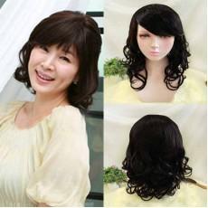 วิกผมสั้นสไตล์เกาหลีหน้าม้าซอยไล่ระดับมีวอลุ่มสวยทั้งผู้ใหญ่และวัยรุ่น นำเข้า สีดำธรรมชาติ - พร้อมส่งBH0084 ราคา850บาท