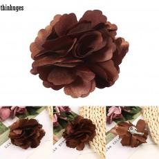โบว์กิ๊บติดผมหรือเข็มกลัดแฟชั่นเกาหลีสำหรับงานแต่งงานดีไซน์ดอกไม้ นำเข้า สีน้ำตาล - พร้อมส่งBH0103 ราคา70บาท