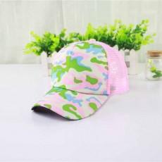 หมวกแก๊ปแฟชั่นเกาหลี ผู้หญิงอินเทรนด์สไตล์กีฬาลายกราฟิกสีหวาน Cap Hat นำเข้า สีชมพู - พร้อมส่งW426 ราคา590บาท