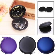 กระเป๋าใส่เหรียญใบเล็ก กล่องใส่หูฟังแฟชั่นเกาหลีทรงแข็งกันกระแทก Earphone Box นำเข้า - พร้อมส่งW874 ราคา89บาท