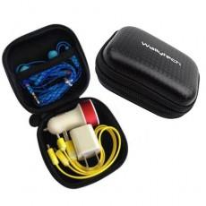 กระเป๋าใส่เหรียญใบเล็ก กล่องใส่หูฟังแฟชั่นเกาหลีทรงแข็งกันกระแทก Earphone Box นำเข้า - พร้อมส่งW878 ราคา89บาท