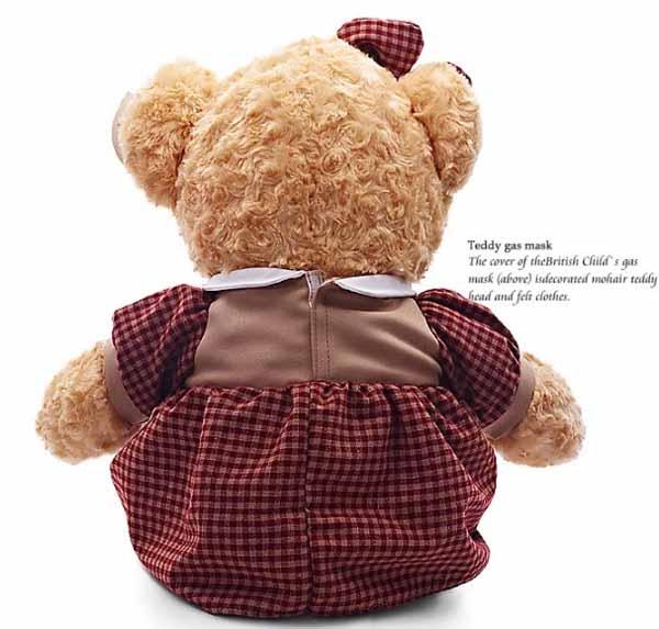 ตุ๊กตาหมีเท็ดดี้ ของขวัญพิเศษ น้องหมีผู้หญิงน่ารักมาก - พร้อมส่ง027