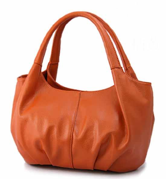 กระเป๋าแฟชั่นพร้อมส่ง อินเทรนด์ใหม่สวยน่ารักฮอตมาก นำเข้า สีน้ำตาล - IS969