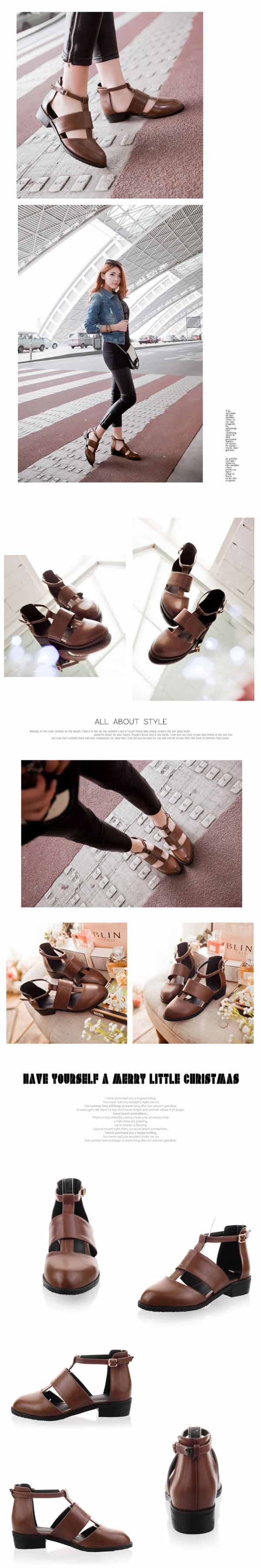 รองเท้าส้นเตี้ย สวมสุขภาพเท้าแฟชั่นเกาหลี นำเข้าไซส์32ถึง43 พรีออเดอร์RB2220 ราคา1500บาท