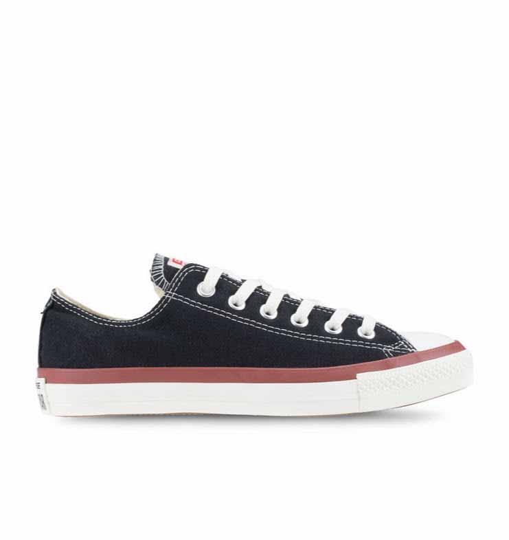 รองเท้าผ้าใบคอนเวิร์ส CONVERSE ALL STAR VINTAGE แฟชั่นผู้หญิงวินเทจ นำเข้า ไซส์36.5 สีดำ - พร้อมส่งRB2239 ราคา1290บาท