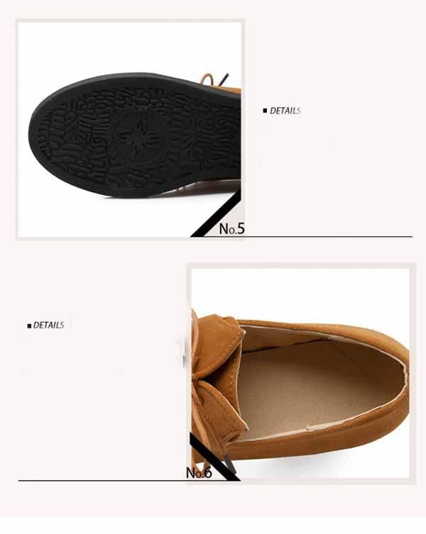 รองเท้าแคชชวล หนังกลับส้นเตี้ยกึ่งผ้าใบแฟชั่นเกาหลี นำเข้าไซส์34ถึง43 - พรีออเดอร์RB2325 ราคา1750บาท