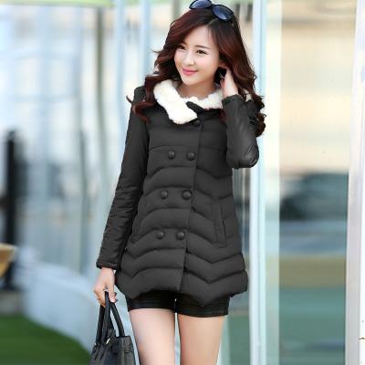 เสื้อโค้ทกันหนาว ดีไซน์แจ็คเก็ตกันลมแฟชั่นเกาหลี นำเข้าไซส์Mถึง3XL ดำ - พรีออเดอร์SJ1384 ราคา2790บาท