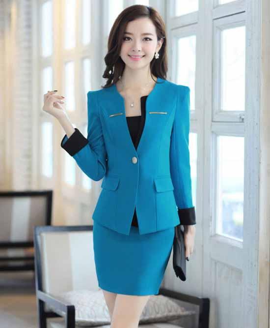 ชุดสูทแฟชั่นเกาหลีผู้หญิงสวย3ชิ้นอินเทรนด์ใหม่ นำเข้า