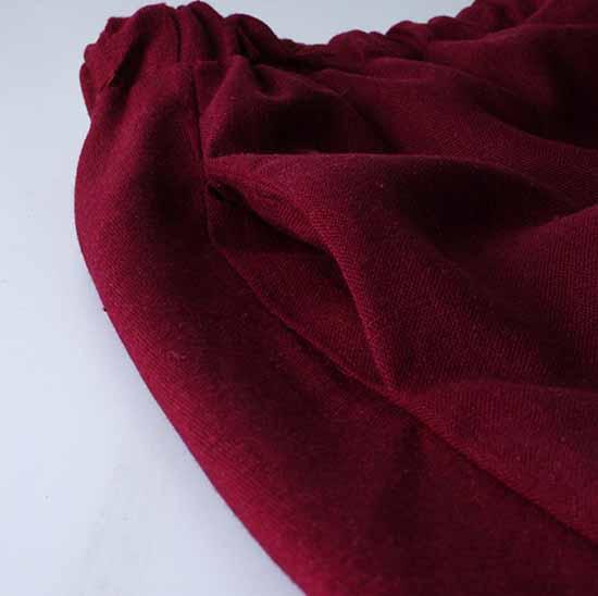 กระโปรงยาว แฟชั่นเกาหลีผ้าคอตตอนลินินแนววินเทจเอวยืดมีกระเป๋า นำเข้า - พร้อมส่งTJ7749 ราคา1150บาท