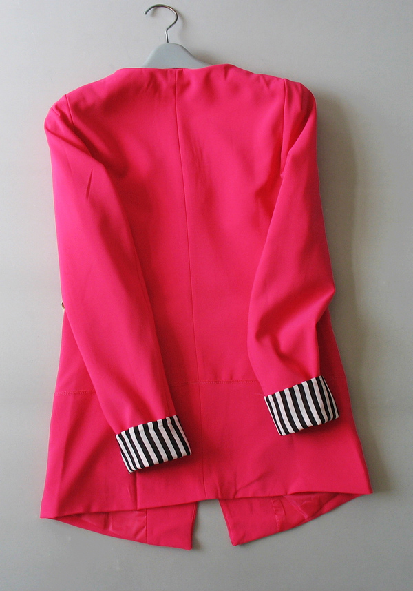 เสื้อสูทแฟชั่นเกาหลีตัวยาว
