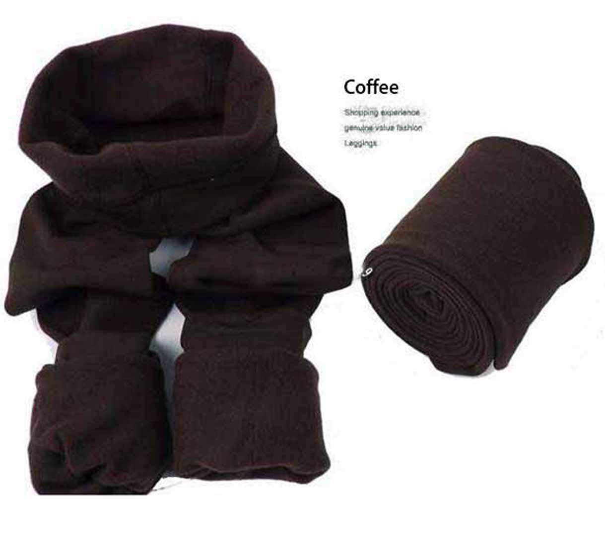 เลกกิ้งกันหนาว ลองจอนขายาวผู้หญิงผสมผ้าวูลใส่เพิ่มความอบอุ่นแฟชั่นเกาหลี นำเข้า ฟรีไซส์ สีน้ำตาล - พร้อมส่งTJ7493 ราคา590บาท