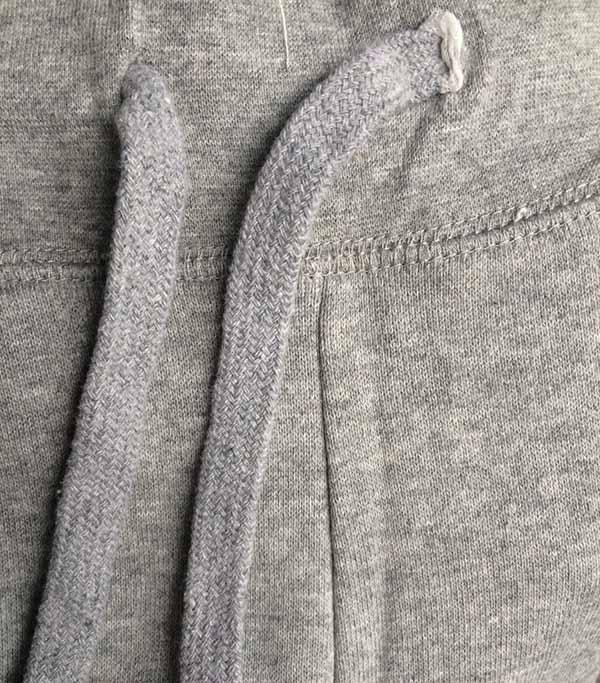กางเกงวอร์มขายาว ผู้หญิงผ้าคอตตอนเอวยางยืดแฟชั่นเกาหลีรุ่นใหม่ นำเข้า ไซส์XL สีเทา - พร้อมส่งTJ7690 ราคา850บาท