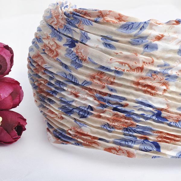 ที่คาดผม แต่งผ้าชีฟองลายดอกไม้หรูหราเบาสวมสบายสำหรับทุกคนแฟชั่นเกาหลี นำเข้า - พร้อมส่งW151 ราคา180บาท