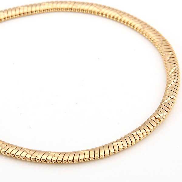 สร้อยข้อมือผู้ชาย แฟชั่นสายโซ่ตันรุ่นใหม่ 18K Gold Men Bracelet นำเข้า สีทอง - พร้อมส่งW491 ราคา300บาท